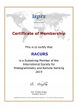 Sustaining Member of ISPRS